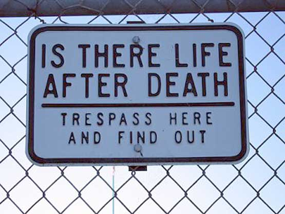is-there-life-after-death
