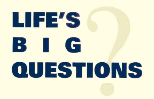Life's Big Question logo