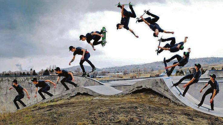 Idiots Guide: All-Time SkateboardingLegends