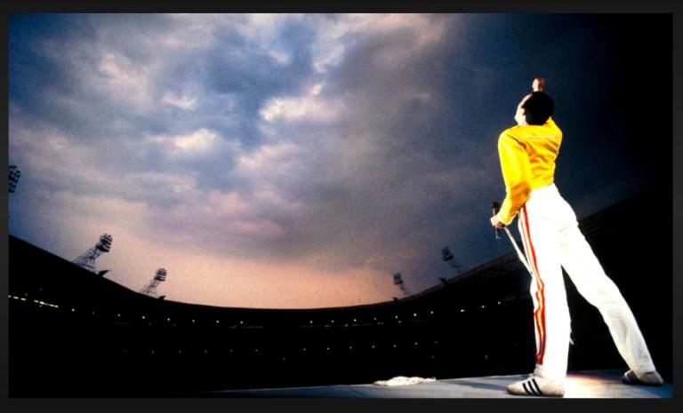 Mercury 1986 Live at Wembley